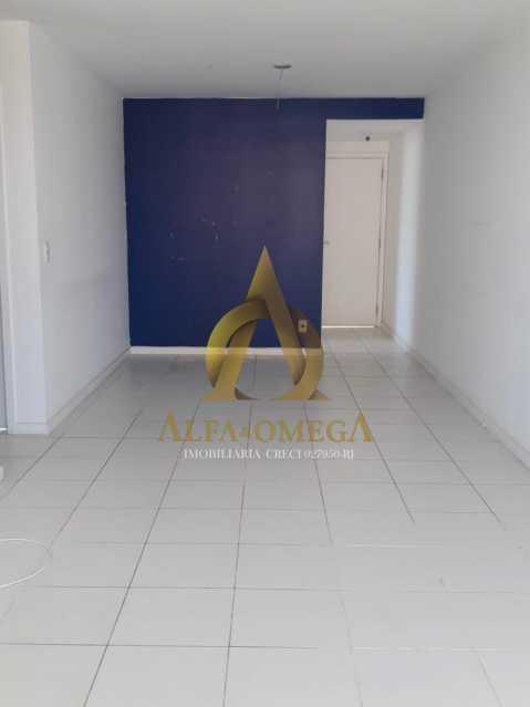 1 - Apartamento 2 quartos para venda e aluguel Barra da Tijuca, Rio de Janeiro - R$ 350.000 - AO20508 - 1