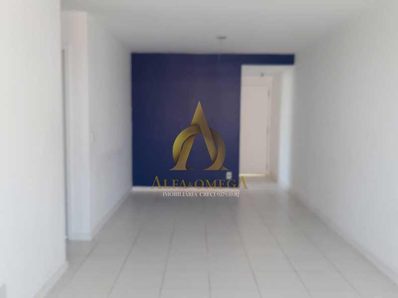 2 - Apartamento 2 quartos para venda e aluguel Barra da Tijuca, Rio de Janeiro - R$ 350.000 - AO20508 - 4