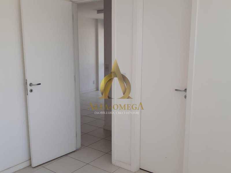 3 - Apartamento 2 quartos para venda e aluguel Barra da Tijuca, Rio de Janeiro - R$ 350.000 - AO20508 - 6