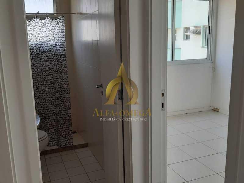 4 - Apartamento 2 quartos para venda e aluguel Barra da Tijuca, Rio de Janeiro - R$ 350.000 - AO20508 - 9
