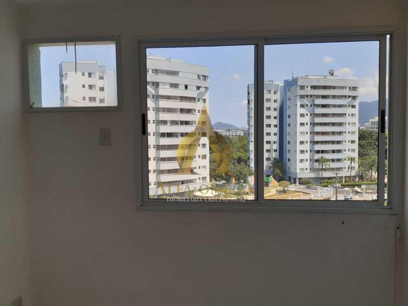 6 - Apartamento 2 quartos para venda e aluguel Barra da Tijuca, Rio de Janeiro - R$ 350.000 - AO20508 - 7