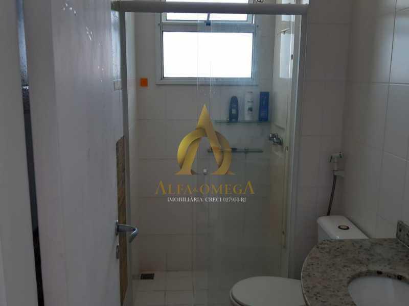 8 - Apartamento 2 quartos para venda e aluguel Barra da Tijuca, Rio de Janeiro - R$ 350.000 - AO20508 - 11