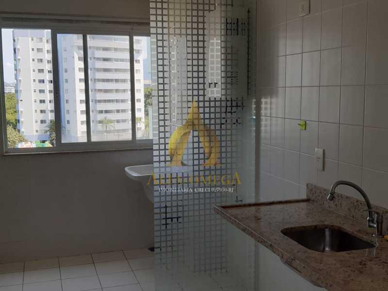 9 - Apartamento 2 quartos para venda e aluguel Barra da Tijuca, Rio de Janeiro - R$ 350.000 - AO20508 - 12