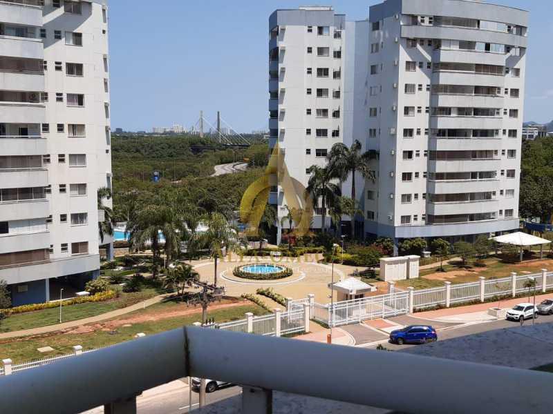 10 - Apartamento 2 quartos para venda e aluguel Barra da Tijuca, Rio de Janeiro - R$ 350.000 - AO20508 - 3