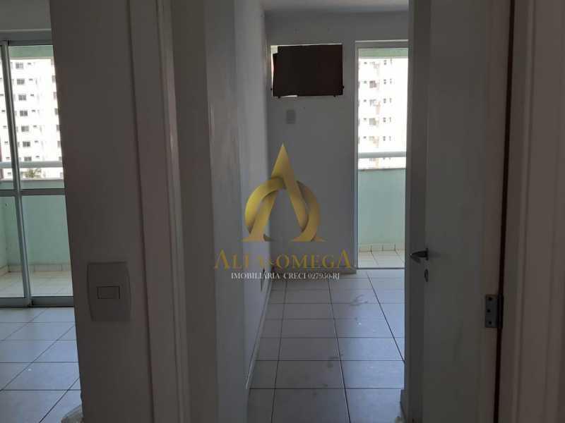 11 - Apartamento 2 quartos para venda e aluguel Barra da Tijuca, Rio de Janeiro - R$ 350.000 - AO20508 - 5