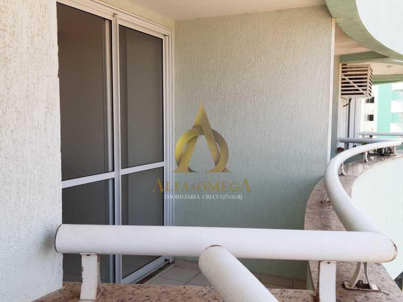 12 - Apartamento 2 quartos para venda e aluguel Barra da Tijuca, Rio de Janeiro - R$ 350.000 - AO20508 - 14