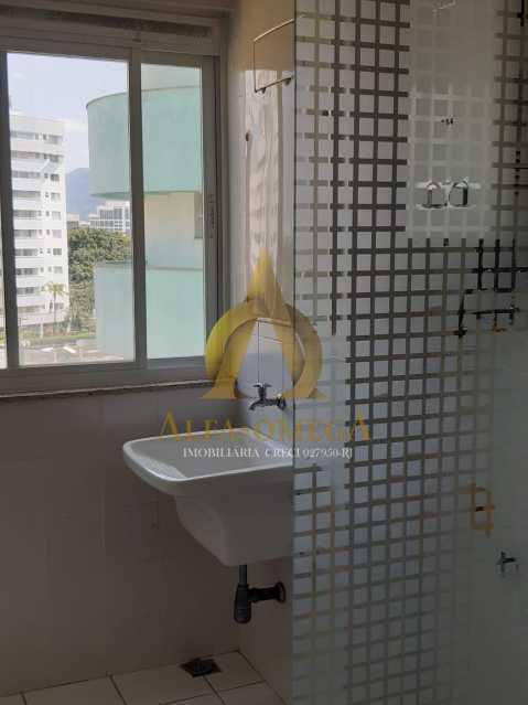 13 - Apartamento 2 quartos para venda e aluguel Barra da Tijuca, Rio de Janeiro - R$ 350.000 - AO20508 - 13