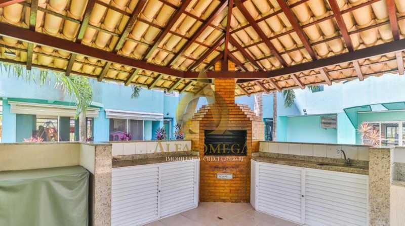 14 - Apartamento 2 quartos para venda e aluguel Barra da Tijuca, Rio de Janeiro - R$ 350.000 - AO20508 - 15