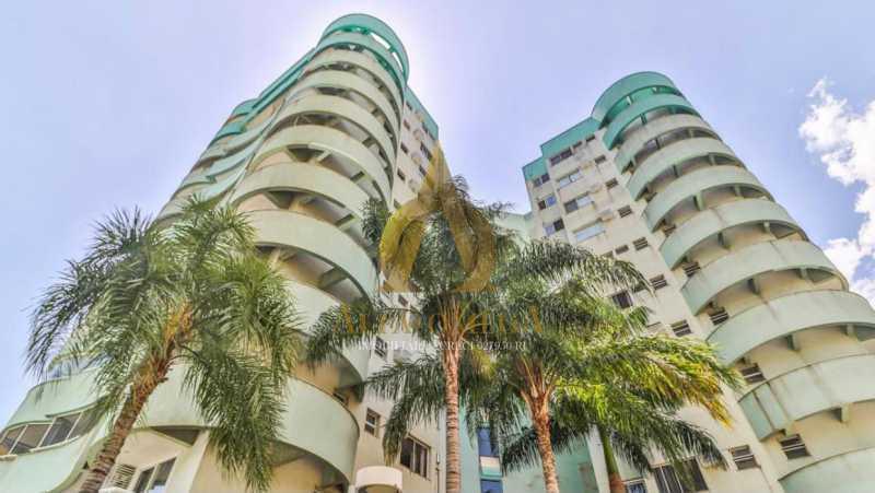 15 - Apartamento 2 quartos para venda e aluguel Barra da Tijuca, Rio de Janeiro - R$ 350.000 - AO20508 - 17