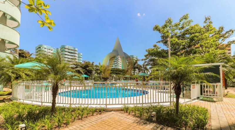 16 - Apartamento 2 quartos para venda e aluguel Barra da Tijuca, Rio de Janeiro - R$ 350.000 - AO20508 - 18