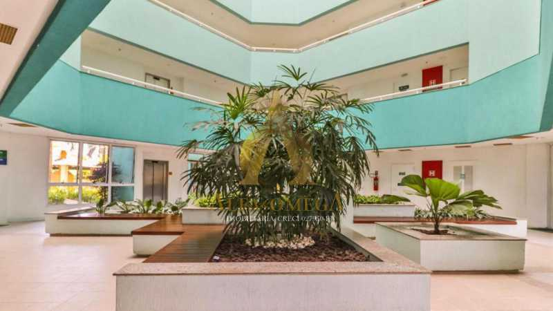 19 - Apartamento 2 quartos para venda e aluguel Barra da Tijuca, Rio de Janeiro - R$ 350.000 - AO20508 - 21