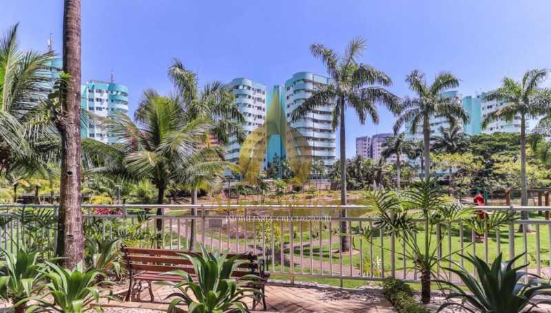 20 - Apartamento 2 quartos para venda e aluguel Barra da Tijuca, Rio de Janeiro - R$ 350.000 - AO20508 - 22