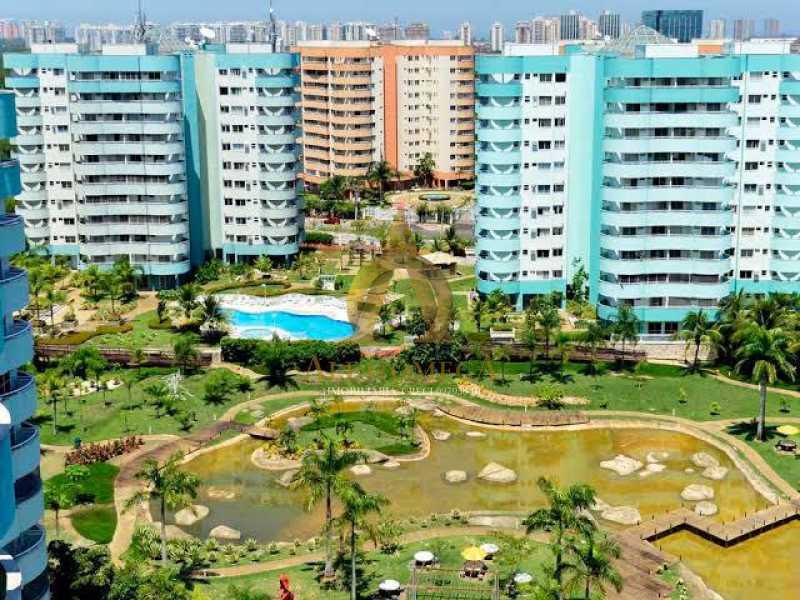 21 - Apartamento 2 quartos para venda e aluguel Barra da Tijuca, Rio de Janeiro - R$ 350.000 - AO20508 - 23
