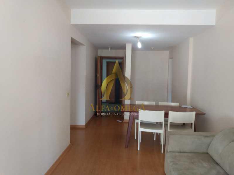 1. - Apartamento 1 quarto à venda Barra da Tijuca, Rio de Janeiro - R$ 560.000 - AO10262 - 4
