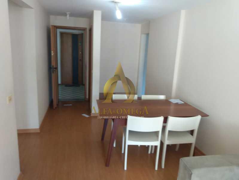 2. - Apartamento 1 quarto à venda Barra da Tijuca, Rio de Janeiro - R$ 560.000 - AO10262 - 5