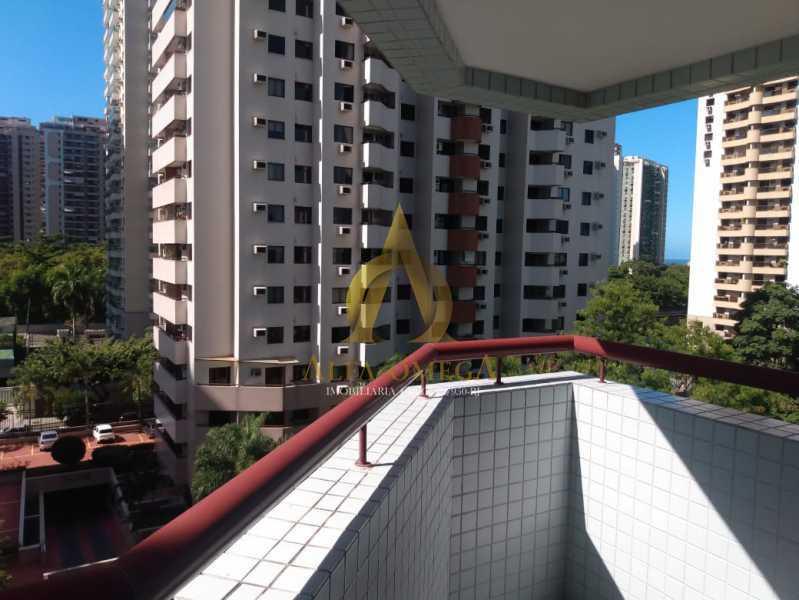 5. - Apartamento 1 quarto à venda Barra da Tijuca, Rio de Janeiro - R$ 560.000 - AO10262 - 15