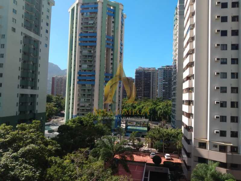 6. - Apartamento 1 quarto à venda Barra da Tijuca, Rio de Janeiro - R$ 560.000 - AO10262 - 3