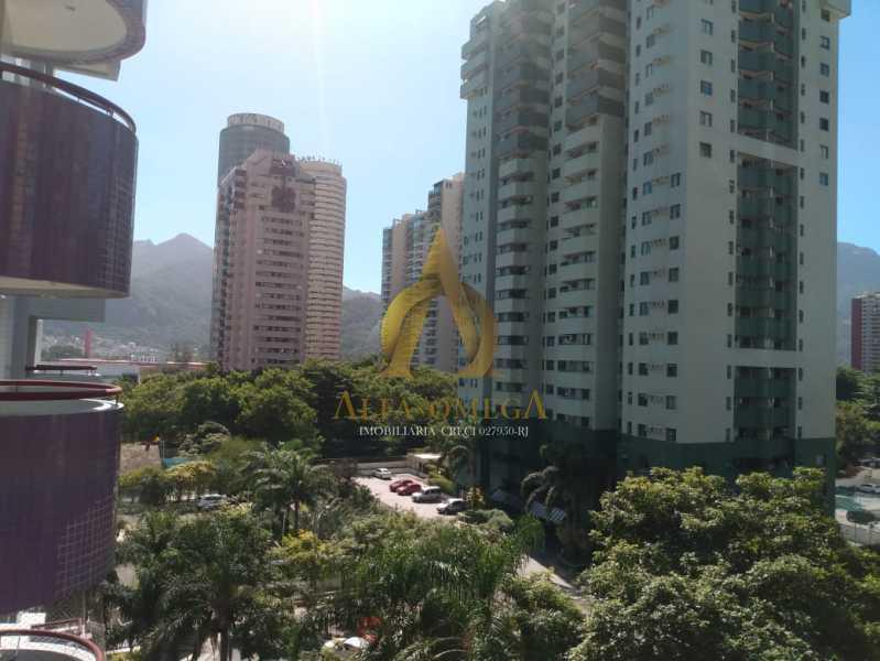 7. - Apartamento 1 quarto à venda Barra da Tijuca, Rio de Janeiro - R$ 560.000 - AO10262 - 16