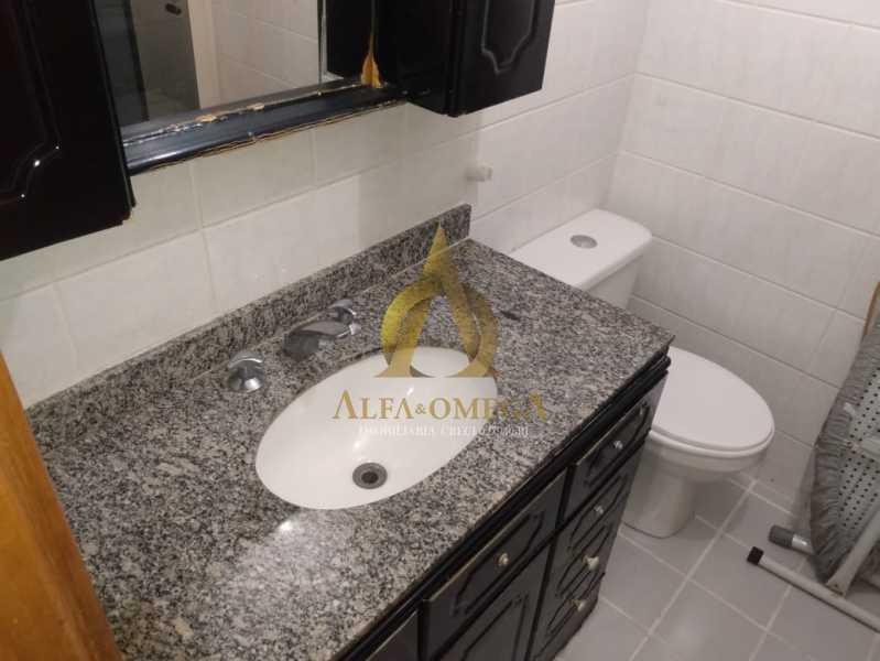 10. - Apartamento 1 quarto à venda Barra da Tijuca, Rio de Janeiro - R$ 560.000 - AO10262 - 9