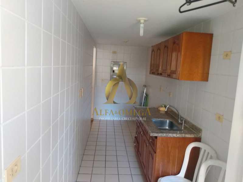 11. - Apartamento 1 quarto à venda Barra da Tijuca, Rio de Janeiro - R$ 560.000 - AO10262 - 12