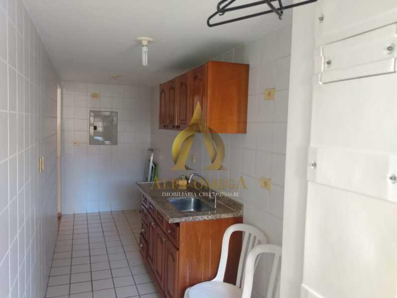 13. - Apartamento 1 quarto à venda Barra da Tijuca, Rio de Janeiro - R$ 560.000 - AO10262 - 13