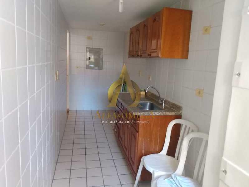 14. - Apartamento 1 quarto à venda Barra da Tijuca, Rio de Janeiro - R$ 560.000 - AO10262 - 14