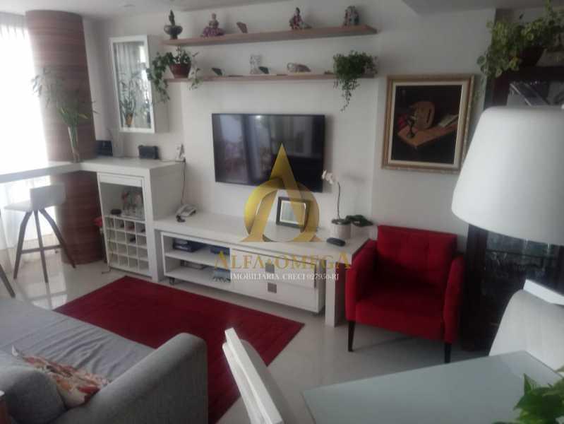 4. - Apartamento 2 quartos à venda Barra da Tijuca, Rio de Janeiro - R$ 1.415.000 - AO20509 - 4