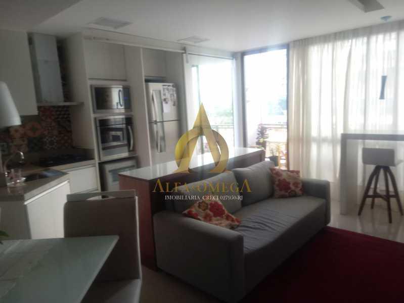 5. - Apartamento 2 quartos à venda Barra da Tijuca, Rio de Janeiro - R$ 1.415.000 - AO20509 - 7