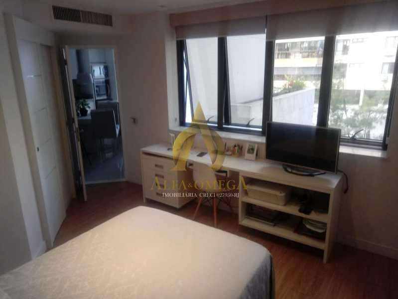 8. - Apartamento 2 quartos à venda Barra da Tijuca, Rio de Janeiro - R$ 1.415.000 - AO20509 - 9
