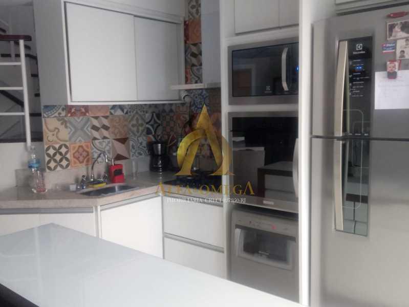 10. - Apartamento 2 quartos à venda Barra da Tijuca, Rio de Janeiro - R$ 1.415.000 - AO20509 - 26