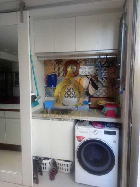 11. - Apartamento 2 quartos à venda Barra da Tijuca, Rio de Janeiro - R$ 1.415.000 - AO20509 - 27