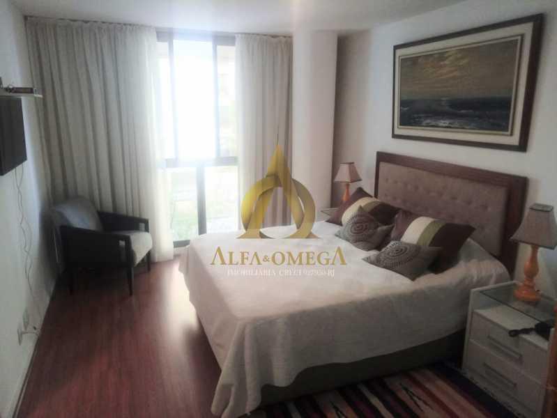 22. - Apartamento 2 quartos à venda Barra da Tijuca, Rio de Janeiro - R$ 1.415.000 - AO20509 - 11