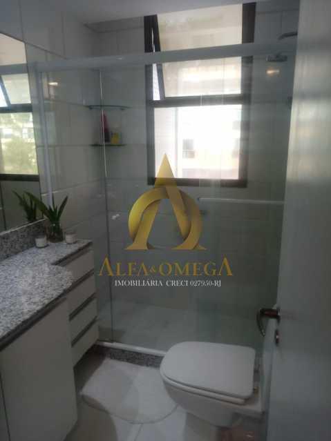 27. - Apartamento 2 quartos à venda Barra da Tijuca, Rio de Janeiro - R$ 1.415.000 - AO20509 - 25
