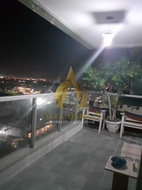 3. - Apartamento 2 quartos à venda Barra da Tijuca, Rio de Janeiro - R$ 850.000 - AO20510 - 4