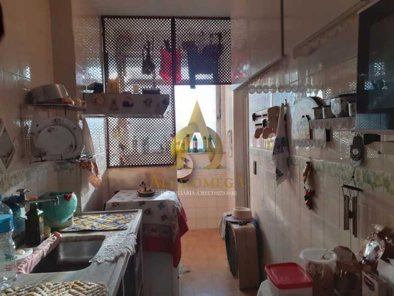 7. - Apartamento 2 quartos à venda Barra da Tijuca, Rio de Janeiro - R$ 850.000 - AO20510 - 14