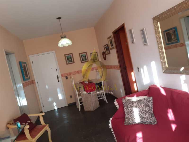 8. - Apartamento 2 quartos à venda Barra da Tijuca, Rio de Janeiro - R$ 850.000 - AO20510 - 5
