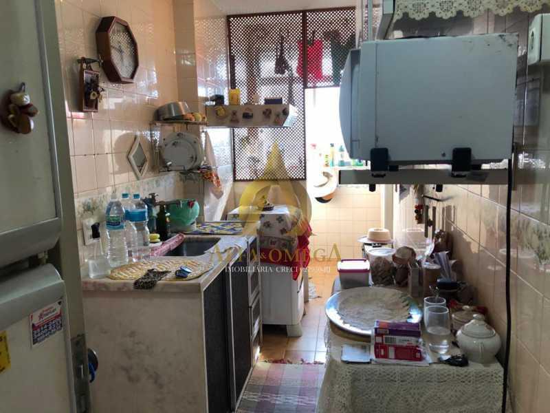 9. - Apartamento 2 quartos à venda Barra da Tijuca, Rio de Janeiro - R$ 850.000 - AO20510 - 15