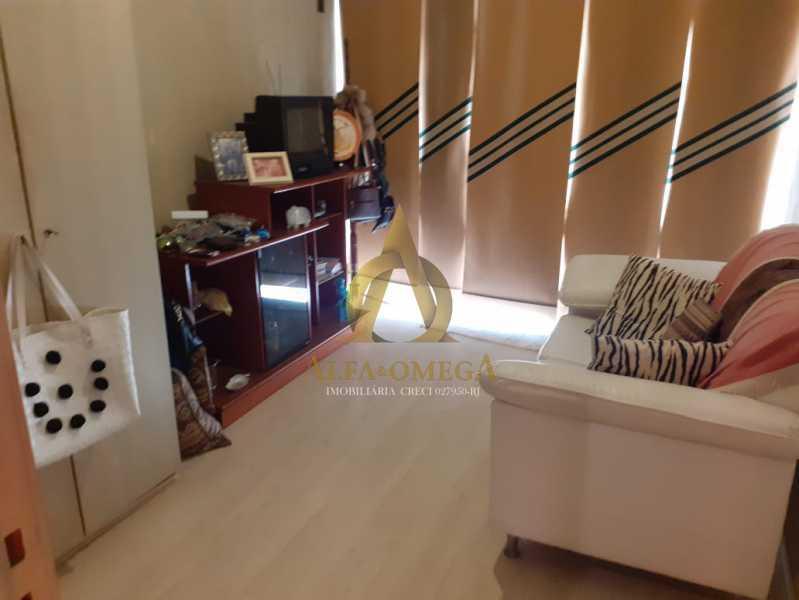 11. - Apartamento 2 quartos à venda Barra da Tijuca, Rio de Janeiro - R$ 850.000 - AO20510 - 10