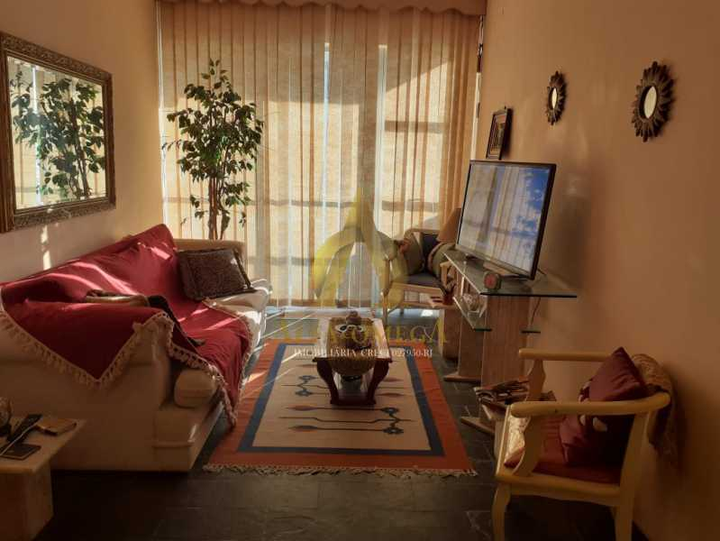 14. - Apartamento 2 quartos à venda Barra da Tijuca, Rio de Janeiro - R$ 850.000 - AO20510 - 7