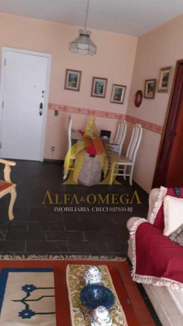 15. - Apartamento 2 quartos à venda Barra da Tijuca, Rio de Janeiro - R$ 850.000 - AO20510 - 9