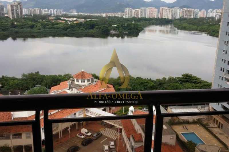 2. - Apartamento 2 quartos para alugar Barra da Tijuca, Rio de Janeiro - R$ 2.600 - AO20336L - 4