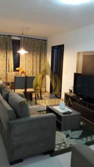 7. - Apartamento 2 quartos para alugar Barra da Tijuca, Rio de Janeiro - R$ 2.600 - AO20336L - 1