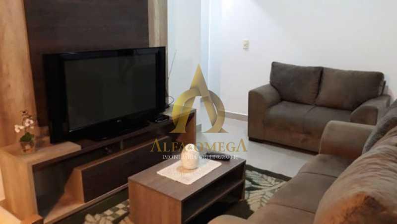 8. - Apartamento 2 quartos para alugar Barra da Tijuca, Rio de Janeiro - R$ 2.600 - AO20336L - 5