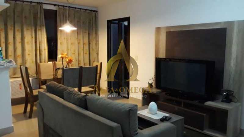 12. - Apartamento 2 quartos para alugar Barra da Tijuca, Rio de Janeiro - R$ 2.600 - AO20336L - 3