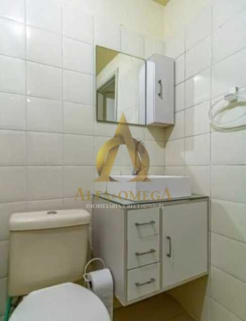 1. - Apartamento 2 quartos para alugar Barra da Tijuca, Rio de Janeiro - R$ 1.850 - AO20337L - 10