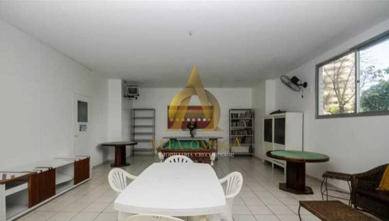 3. - Apartamento 2 quartos para alugar Barra da Tijuca, Rio de Janeiro - R$ 1.850 - AO20337L - 13