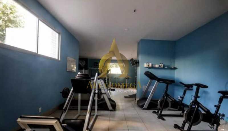 4. - Apartamento 2 quartos para alugar Barra da Tijuca, Rio de Janeiro - R$ 1.850 - AO20337L - 15