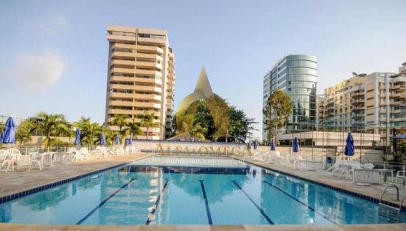 7. - Apartamento 2 quartos para alugar Barra da Tijuca, Rio de Janeiro - R$ 1.850 - AO20337L - 19