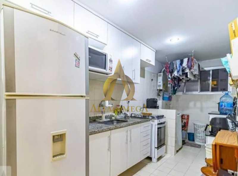 12. - Apartamento 2 quartos para alugar Barra da Tijuca, Rio de Janeiro - R$ 1.850 - AO20337L - 11