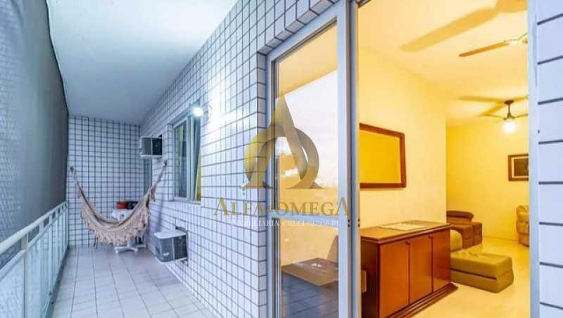 13. - Apartamento 2 quartos para alugar Barra da Tijuca, Rio de Janeiro - R$ 1.850 - AO20337L - 4